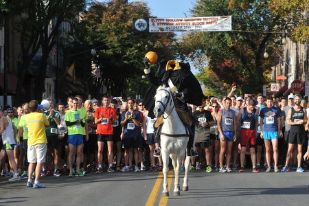 2012 Sleepy Hollow Halloween 10K Results and Photos — RivertownRunners